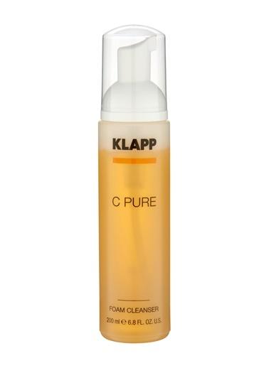 C PURE Foam Cleanser 200 Ml VK-Klapp
